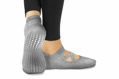 SLA Active Grip Socks Grey