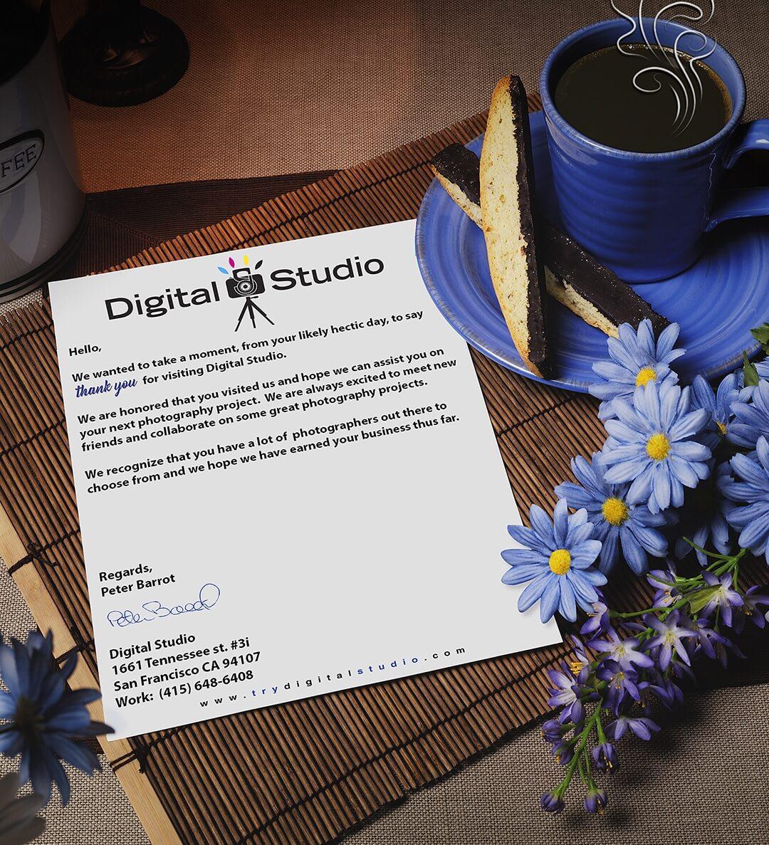 Digital Product Photography Studio